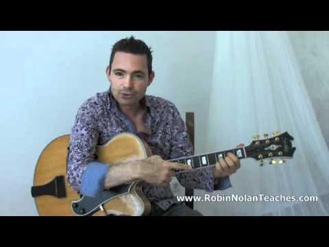 Making a Chord Sound Spanish - Learn Gypsy...