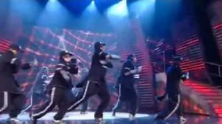 Baile Street Dance competencia hip-hop [XS]