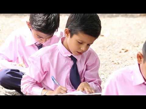 Handwriting competition on 17-06-17, Sunlight English School, Sundram Gujarati School