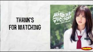 Download Video Ryu Ji Hyun, Kim Min Ji - I Can Only See You Lyrics (easy lyrics) MP3 3GP MP4