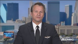 Boeing's withholding of information brings a 'loss of trust' , says Captain Dennis Tajer