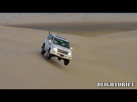Desert Driving in Qatar - شباب العديد Part 3 (2012)