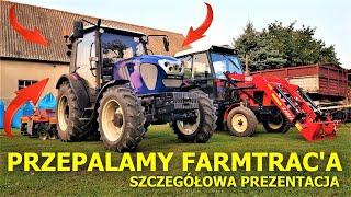 Farmtrac 675 Dtn w wersji King 2019/2020 (Szczegółowa Prezentacja / Walkaround) ||62