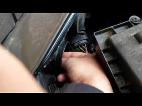 DIY: Change VW Passat CC Daytime Running Lights DRL