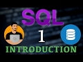 Learn SQL Programming - 1 - Intro to SQL