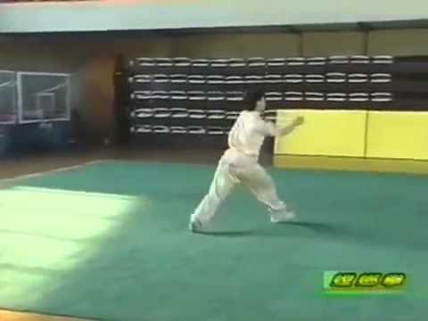 4.Wushu mantis tutorial (Yu Hai form)