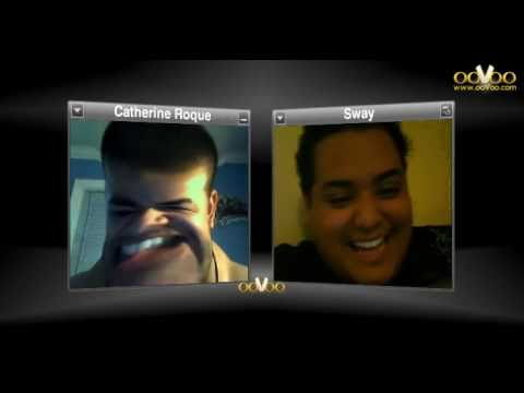 FUNNIEST OOVOO CHAT EVER!!!.flv