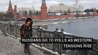Mikhail Fishman on the Upcoming Russian Presidential Elections