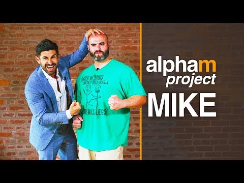 Alpha M Project MIKE | A Men's Makeover Series | S4E2