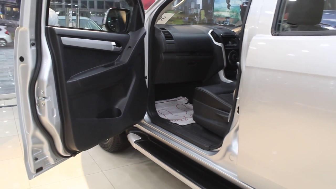 Isuzu DMax | V-Cross 4x4 | First Look | Interior | Cars in Pakistan