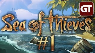 Thumbnail für das Sea of Thieves Let's Play