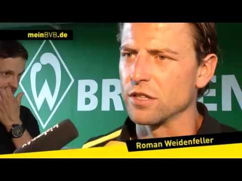 FC Oberneuland - BVB: Interview mit Roman Weidenfeller