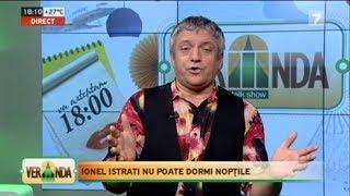 JutnalTV: Ionel Istrati vine cu o surpriza enorma pentru fanii sai!