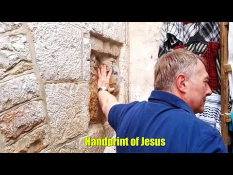 The Old City of Jerusalem, Israel - A tour of the holy city