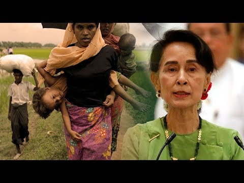 Suu Kyi says Myanmar trying to protect all citizens in strife-torn Rakhine state