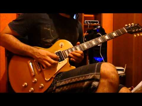 Gary Moore - Still Got the Blues(Solo Cover)