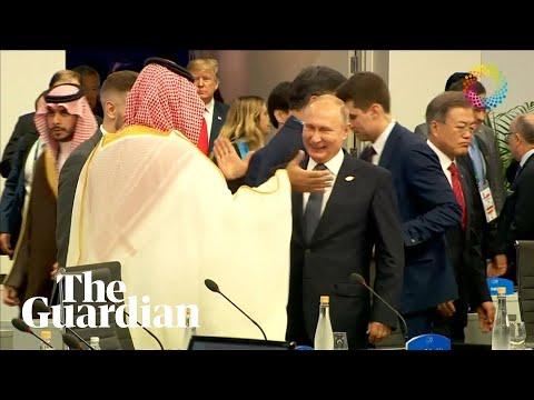 El plantón de Trump, Awada en cumbre paralela y Putín de buen humor