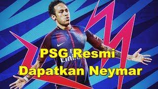 """Video SANGAT MENGEJUTKAN! Bursa Transfer - Akhirnya PSG """"RESMI"""" Dapatkan Neymar dari Barcelona download MP3, 3GP, MP4, WEBM, AVI, FLV Oktober 2017"""