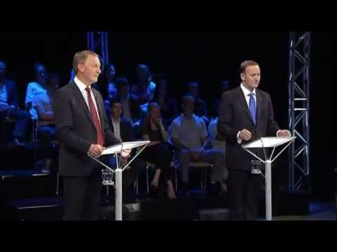 ONE News Election 2011: Leaders Debate 1