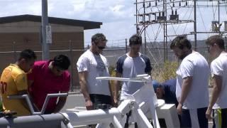 UniSA engineering students design world's longest bicycle