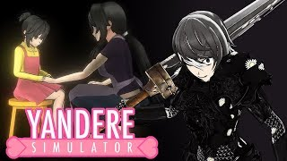 YOUNG YAN CHAN WITH HER YANDERE MOM & THE DRAKESLAYER | Yandere Simulator