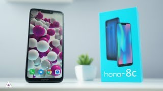Honor 8C Review | أفضل موبايل تحت 3000 جنيه