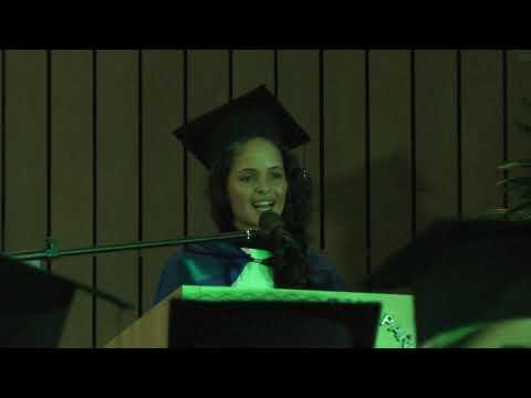 Formando em Pedagogia - Formatura FIMCA Unicentro 2019