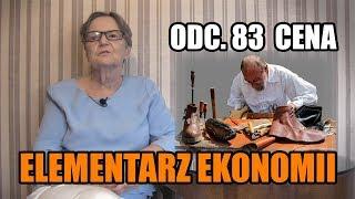 ELEMENTARZ EKONOMII odc.83 - Cena