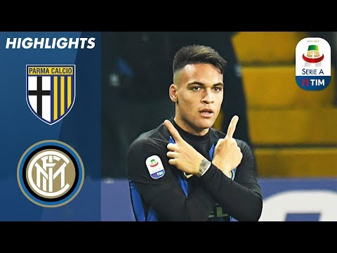 Parma 0-1 Inter | Super-Sub Martínez Fires Inter to Victory | Serie A