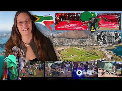 Red Ice - Karin Smith - The Real Story of South Africa