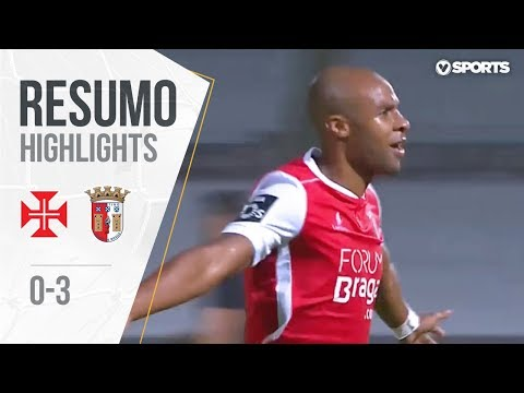 Highlights | Resumo: Belenenses 0-3 Sp. Braga (Liga 18/19 #6)
