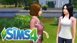 Let's Play The Sims 4! Ep.1 Amy & Netty Move In!