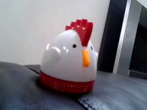 Chicken Timer Test