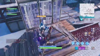 Fortnite - NEW PURPLE OG BACKBLING (Ghost portal)