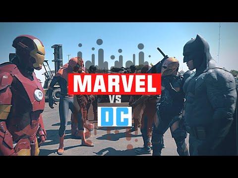 Marvel Vs DC 2020 - Short Flim Cosplay
