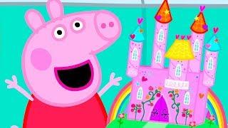 Gambar cover Peppa Pig Français 🏰Château Magique 🏰 HD | Dessin Animé