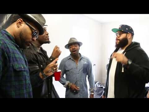 Anthony Hamilton and The Hamiltones | Birthday Song | Cut The Damn Cake
