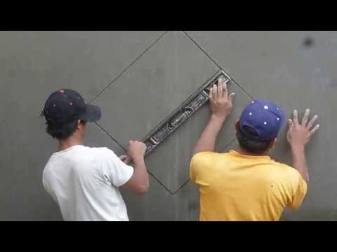 Wall Plaster Design 1 24 13 G Youtube
