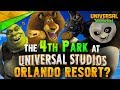 Next 10 Years | 4th Park & More!! - Universal Studios News 09/20/2017