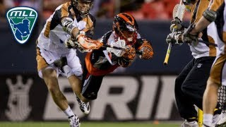 Major League Lacrosse Best of The Best Highlights