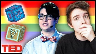 Queer Kid Stuff TED TALK Goes Wrong!