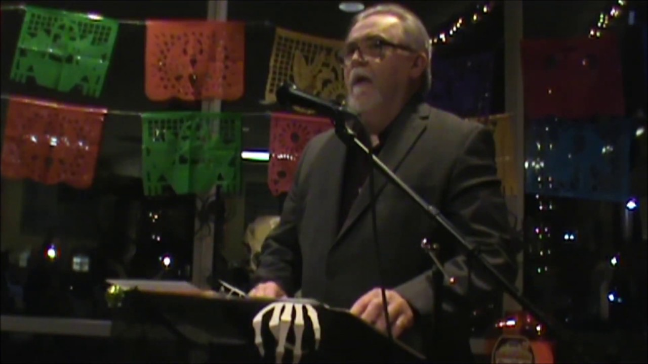 BryonySeries: Open Mic Night 2018 2: Jerry Callison