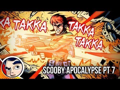 Scoo Doo Apocalypse Good Monsters?  Complete Story