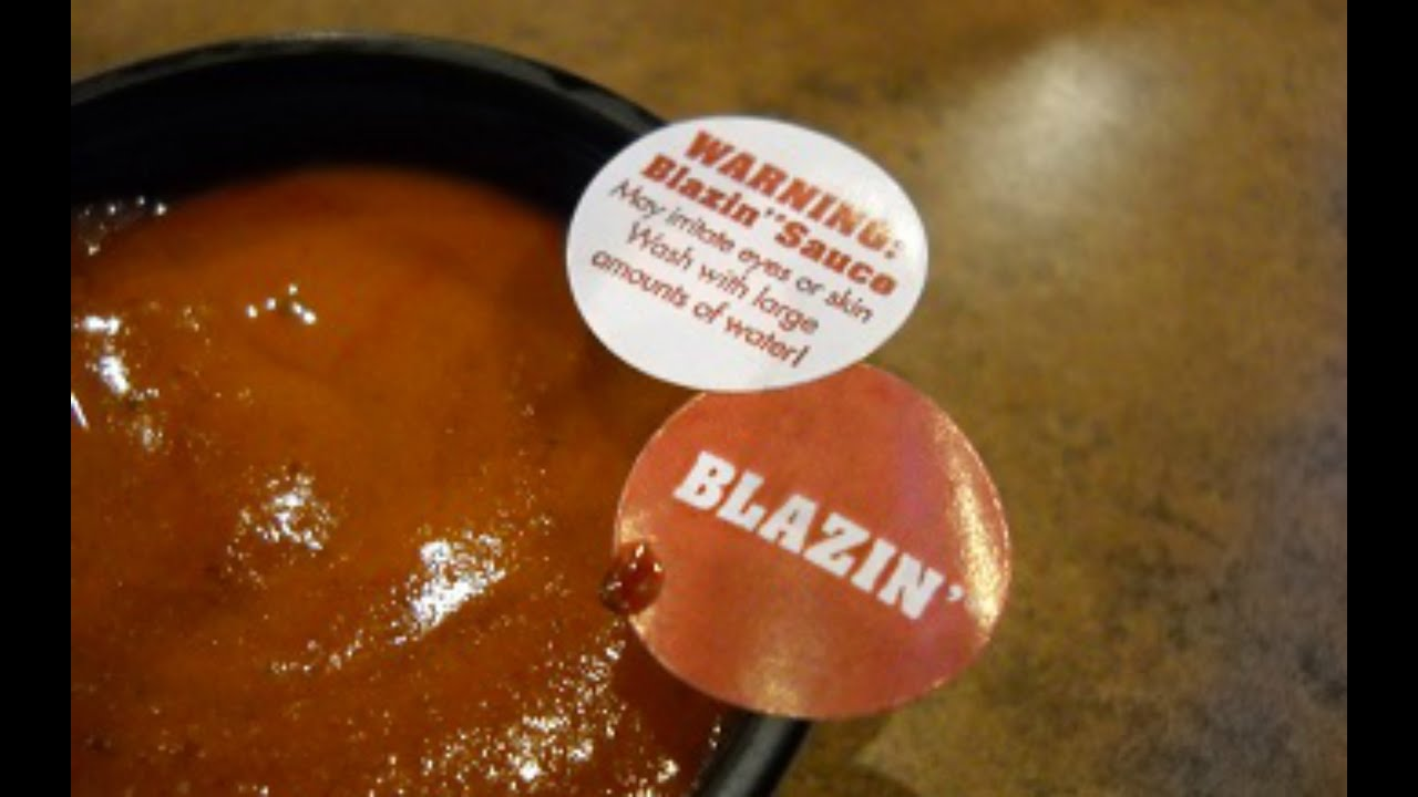 My fave restaurant: Buffalo Wild Wings | Youth Are Awesome  |Buffalo Wild Wings Blazin Sauce