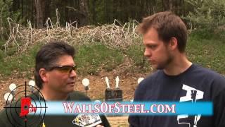 Steel Plate Shooting: Wallum Lake Rod & Gun Club
