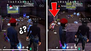 INTENTAMOS TROLLEAR ENEMIGOS HACIENDO ESTO!! 99.9% IMPOSIBLE *OMG* FREE FIRE / CLASIFICATORIA