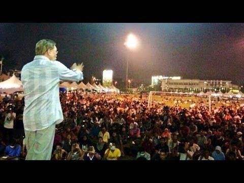 Anwar Ibrahim: Kamu Hukum Aku 5 Tahun Penjara, Lagi Kuat Aku Semangat Nak Berjuang