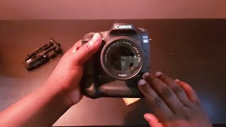 How to Install a PowerGrip Power Extender on your DSLR