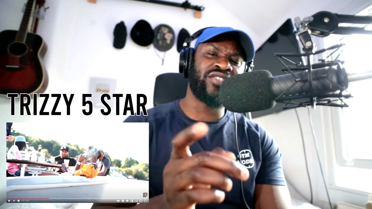 TRIZZY 5STAR - NO TIME [Reaction]   LeeToTheVI