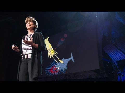 How we found the giant squid  Edith Widder